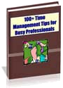 100+ Time Management Tips for Busy Professionals
